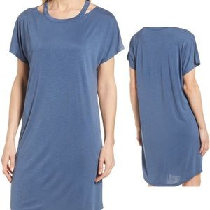 Nic & Zoe Open Road T-Shirt Dress 1X D479